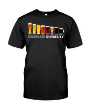 BEER DIVERSITY T-SHIRT Classic T-Shirt front