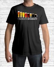 BEER DIVERSITY T-SHIRT Classic T-Shirt lifestyle-mens-crewneck-front-1
