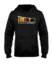 BEER DIVERSITY T-SHIRT Hooded Sweatshirt front