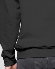 BEER DIVERSITY T-SHIRT Hooded Sweatshirt garment-hooded-sweatshirt-detail-back-hip-04