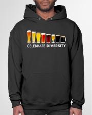 BEER DIVERSITY T-SHIRT Hooded Sweatshirt garment-hooded-sweatshirt-front-03