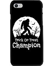 TRICK OR TREAT CHAMPION Phone Case thumbnail