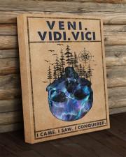 VENI VIDI VICI 16x20 Gallery Wrapped Canvas Prints aos-canvas-pgw-16x20-lifestyle-front-19
