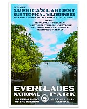 EVERGLADES 11x17 Poster front