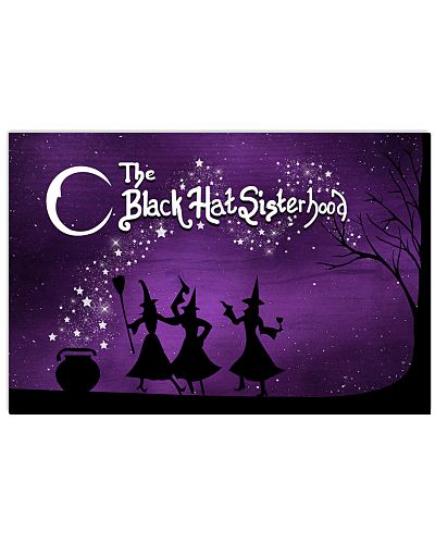 THE BLACK HAT SISTERHOOD
