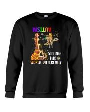 See the world Crewneck Sweatshirt thumbnail