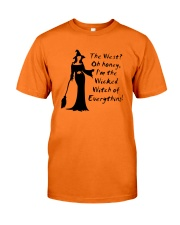 The West Oh honey I'm the wicked shirts Classic T-Shirt thumbnail