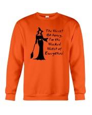 The West Oh honey I'm the wicked shirts Crewneck Sweatshirt thumbnail