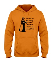 The West Oh honey I'm the wicked shirts Hooded Sweatshirt thumbnail