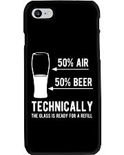AIR AND BEER T-SHIRT  Phone Case thumbnail