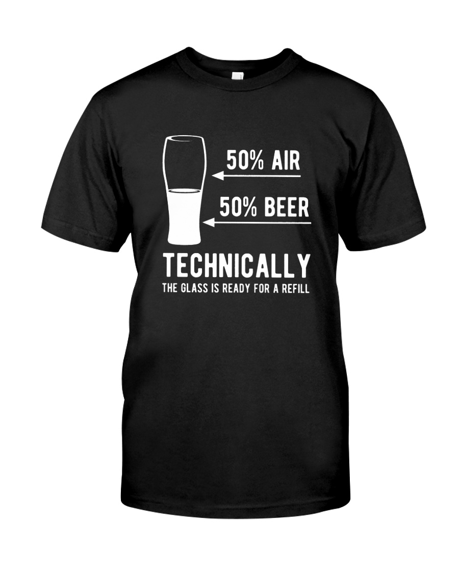 AIR AND BEER T-SHIRT  Classic T-Shirt