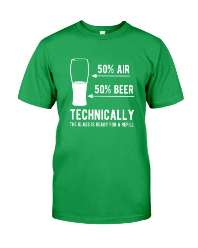 AIR AND BEER T-SHIRT