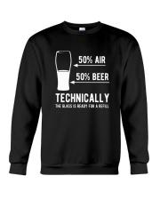 AIR AND BEER T-SHIRT  Crewneck Sweatshirt thumbnail