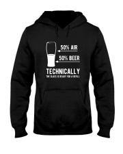 AIR AND BEER T-SHIRT  Hooded Sweatshirt thumbnail