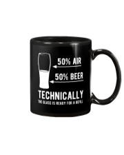 AIR AND BEER T-SHIRT  Mug thumbnail