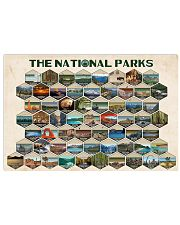THE NATIONAL PARK POSTER 24x16 Poster front