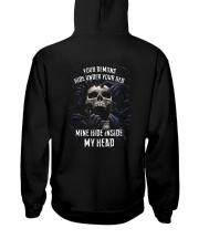 INSIDE MY HEAD Hooded Sweatshirt thumbnail