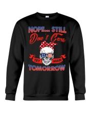 STILL DON'T CARE Crewneck Sweatshirt thumbnail