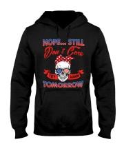 STILL DON'T CARE Hooded Sweatshirt thumbnail