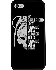 MY GIRLFRIEND IS LIKE A BOMB Phone Case thumbnail