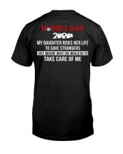 SAVE STRANGERS T-SHIRT Classic T-Shirt back