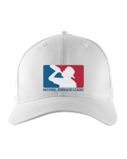 National Borrecho League Embroidered Hat front