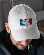 National Borrecho League Embroidered Hat garment-embroidery-hat-lifestyle-02