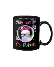 STAY OUT OF MY BUBBLE Mug thumbnail