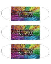 Hippie Life 1 Cloth Face Mask - 3 Pack front
