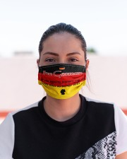 I'm German My Eyes Definitely Say It  Cloth Face Mask - 3 Pack aos-face-mask-lifestyle-03