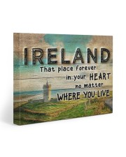 Irish Blood 11 20x16 Gallery Wrapped Canvas Prints front