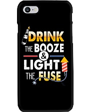 Great idea for 4th of July - Light the fuse Phone Case thumbnail