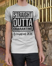 ACCOUNTANT 2020 T-SHIRT Classic T-Shirt apparel-classic-tshirt-lifestyle-21