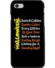GHOSTS AND GOBLINS Phone Case thumbnail