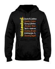 GHOSTS AND GOBLINS Hooded Sweatshirt thumbnail