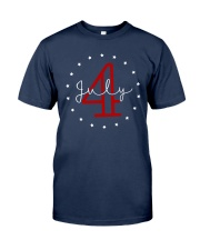 Perfect gift for Independence Day Classic T-Shirt front