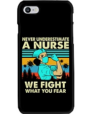WE FIGHT Phone Case thumbnail