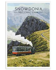 SNOWDONIA 11x17 Poster front