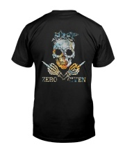 ZERO GIVEN Classic T-Shirt back