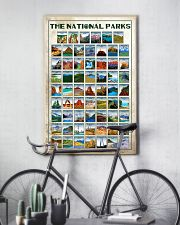 Limited edition - 62 NPS 24x36 Poster lifestyle-poster-7
