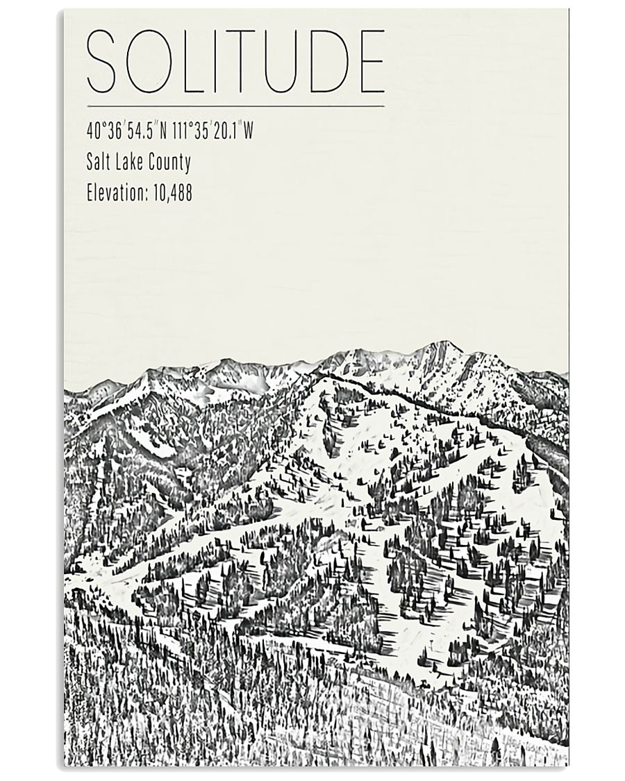 SOLITUDE POSTER 16x24 Poster