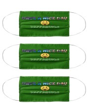 Will Only Remove For Beer Cloth Face Mask - 3 Pack front
