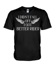 I GOT BETTER RIDER V-Neck T-Shirt thumbnail