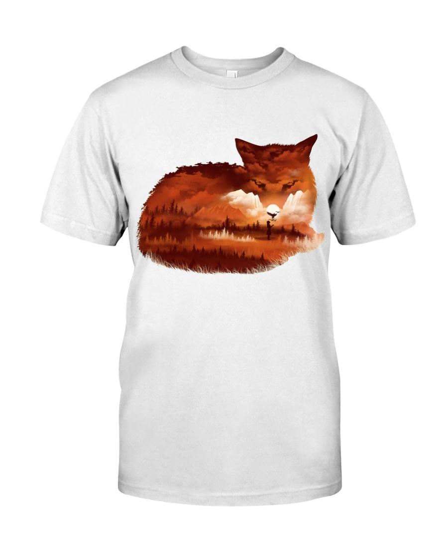 FOX LOVERS Classic T-Shirt