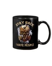 HATE PEOPLE EDITION Mug thumbnail