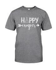 HAPPY CAMPER Classic T-Shirt front