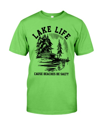 LAKE LIFE CAUSE BEACHES BE SALTY
