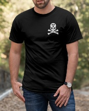 PUNCH YOU Classic T-Shirt apparel-classic-tshirt-lifestyle-front-53