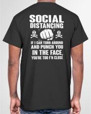PUNCH YOU Classic T-Shirt garment-tshirt-unisex-back-04
