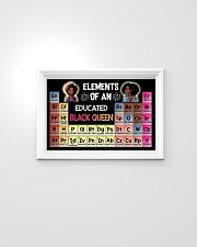 ELEMENTS OF AN EDUCATED BLACK QUEEN 24x16 Poster poster-landscape-24x16-lifestyle-02